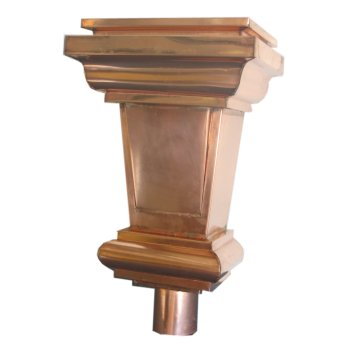 Hogarth Copper  Leader Head