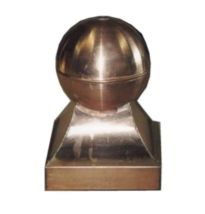 Button Finial
