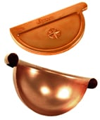 World Gutter Systems Copper Gutters And System Components