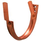 copper gutter hangers
