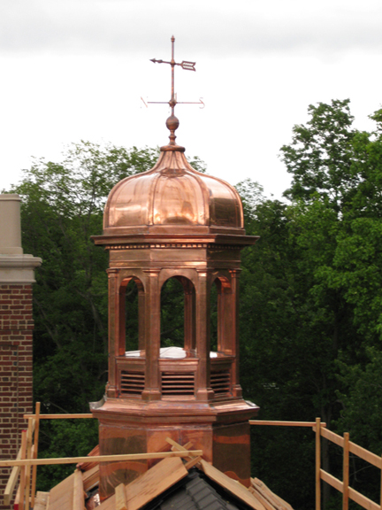 historical reproduction copper cupla
