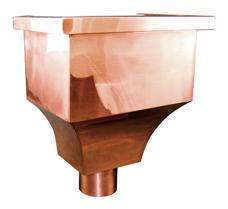 Da Vinci Copper Leader Head