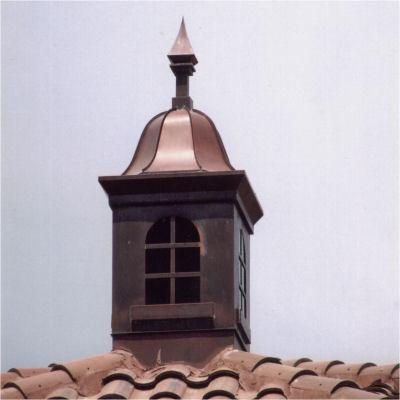 copper cupola