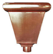 De La Tour Copper Leader Head