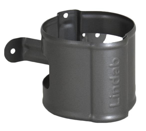 galvanized steel downspout bracket