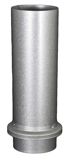 Galvalume Drain Tile Extension