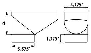leaf trap CAD