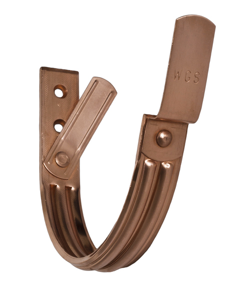 copper gutter hanger dr