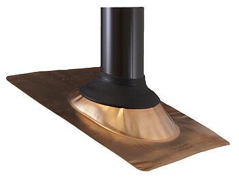 Copper Vent Pipe Boot