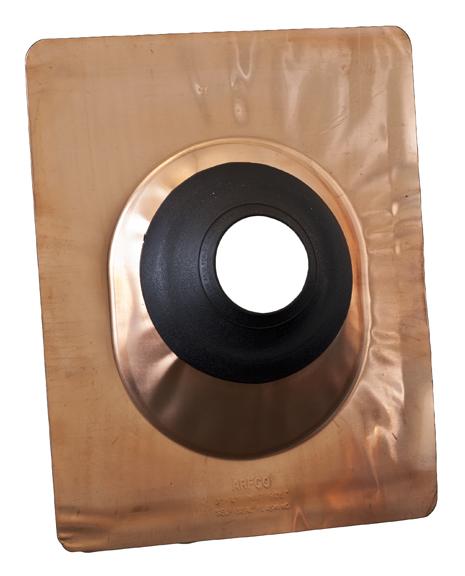 Copper Pipe Boot