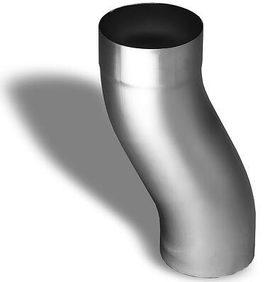 zinc pipe offset